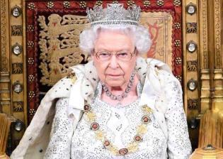 Reina Isabel II dará mensaje histórico por coronavirus este domingo