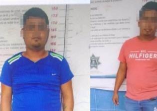 Detienen en Comalcalco a dos sujetos por abigeato