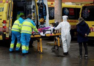 Reporta OMS 62 mil 884 muertos por Covid-19 en el mundo