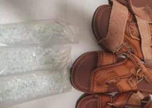 Aseguran droga oculta en huaraches que intentaron enviar desde Sinaloa a EU