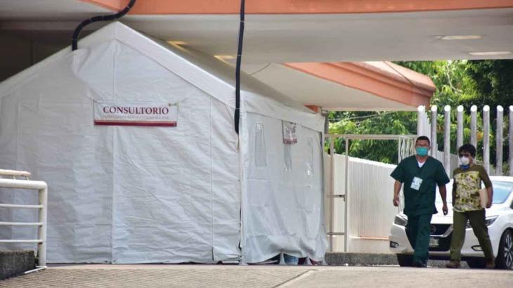Reporta Tabasco 113 nuevos casos positivos y 8 defunciones más por COVID-19