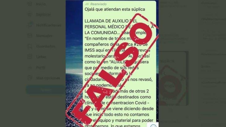 Rechaza IMSS señalamientos de Eugenio Derbez sobre carencias en clínica de Tijuana