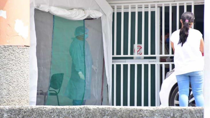 Continúan al alza hospitalizaciones y casos activos de COVID-19 en Tabasco