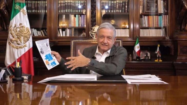 Prepara AMLO plan de reapertura económica del país, ante crisis por coronavirus