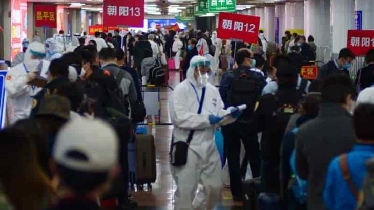 Resurge COVID-19 en el epicentro del brote en Wuham, China