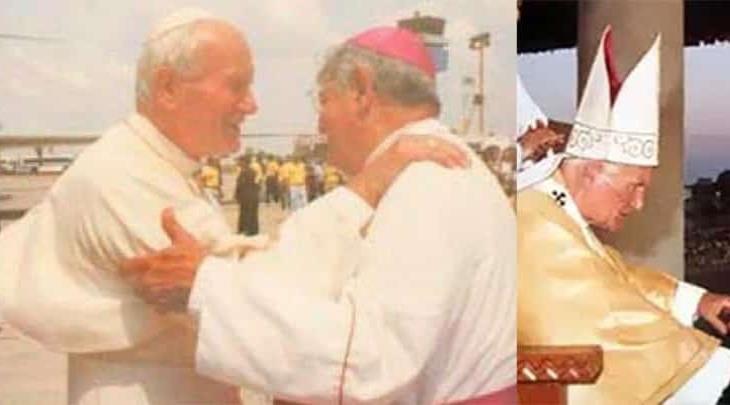 Recuerdan visita del Papa Juan Pablo II a Tabasco... hace 30 años
