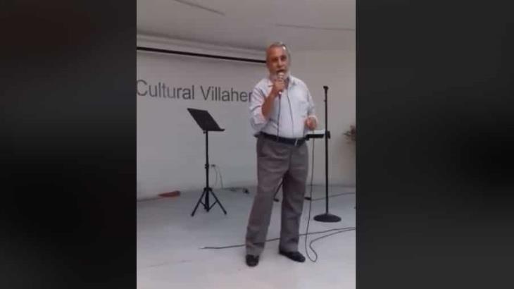 Fallece ex presidente de la Asociación de Autores y Compositores Tabasqueños, José Luis Flores Burelo