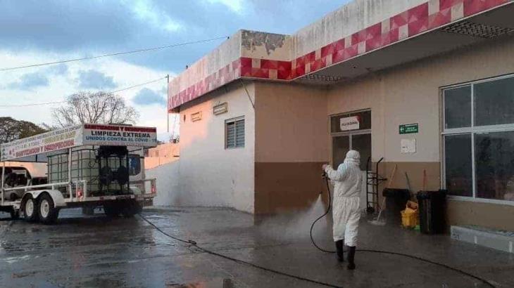 Advierte la OMS que rociar las calles con desinfectante es peligroso y poco eficaz contra el coronavirus