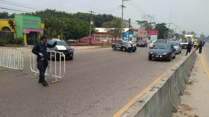 No ve Comisión de Seguridad del Congreso de Tabasco abuso de autoridad en operativos policiacos