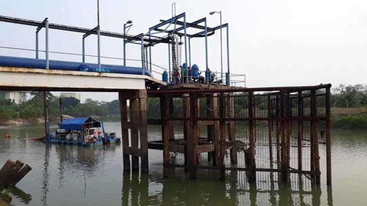 Descarta ayuntamiento que vaya a suspenderse el servicio de agua potable con el mantenimiento a la Planta Villahermosa