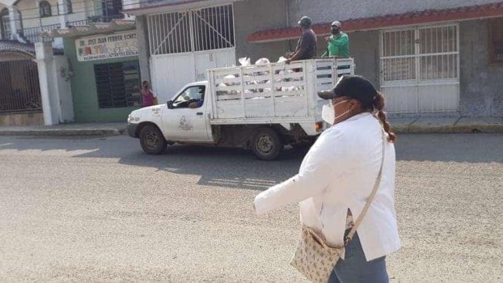 Ventila ayuntamiento de Huimanguillo lista de localidades con casos confirmados de coronavirus