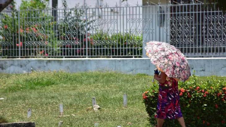 Espera CONAGUA temperaturas de hasta 45 grados en Tabasco