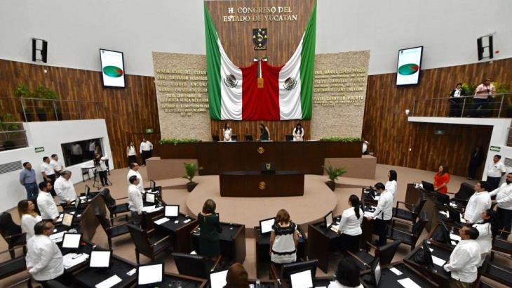 Inician proceso de expulsión de legisladores priistas que votaron solicitud de empréstito de gobernador de Yucatán