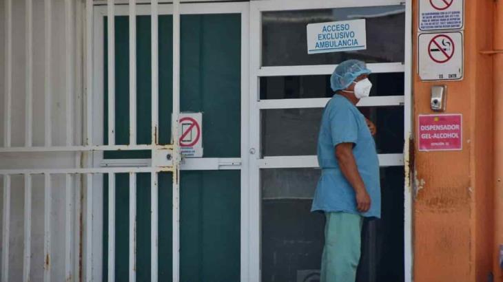 "Reporta Sociedad Médica del ""Juan Graham"" deceso de administrativo a causa del Covid-19"