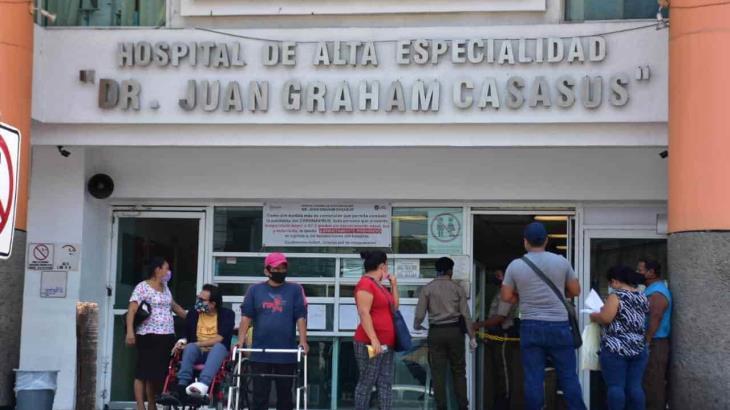 Suma Tabasco 10 defunciones más por Covid-19 en 24 horas; ya van 2 mil 930 personas contagiadas