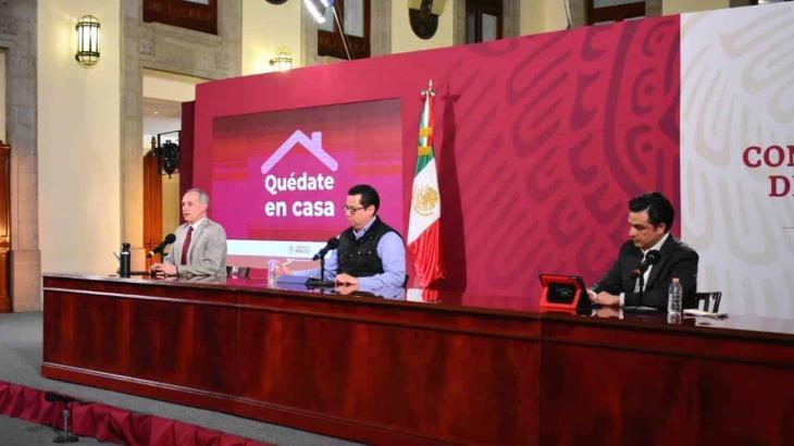 La mayoría de las ciudades amanecerán el primero de junio en semáforo rojo: Hugo López-Gatell