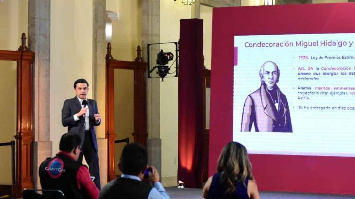 Pretende el IMSS dar la condecoración Miguel Hidalgo y Costilla a personal médico