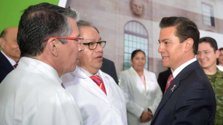 Empresas niegan haber participado en licitaciones irregulares junto con Peña Nieto