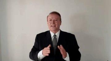 Amenaza líder de FRENAAA a AMLO con represalias, ante presunta persecución en su contra
