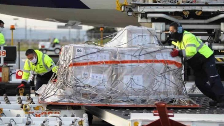 Van al extranjero ventiladores Covid hechos en México