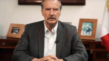 Critica Vicente Fox a AMLO por decir que para salvar a Villahermosa se perjudicó a los más pobres