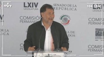 INE señala a Fernández Noroña por violencia política en contra de la diputada Adriana Dávila, sin embargo, no será sancionado