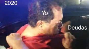 Te inventan un chisme en la mañana y en la tarde te lo comprueban...los memes de Manuel Andrade tras accidente