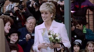 The Crown ya tiene a su princesa Diana