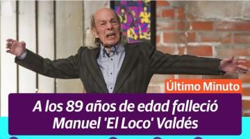 Muere Manuel El Loco Valdés
