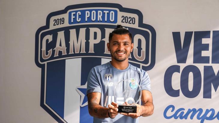 ´Tecatito´ Corona, nombrado Mejor Jugador de Portugal