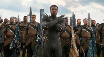 Los Avengers se despiden de Black Panther, le dedican emotivos mensajes