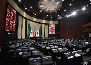Aprueban en Cámara de Diputados la primera reforma fiscal