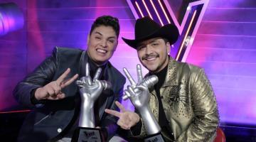 Gana el equipo Nodal La Voz