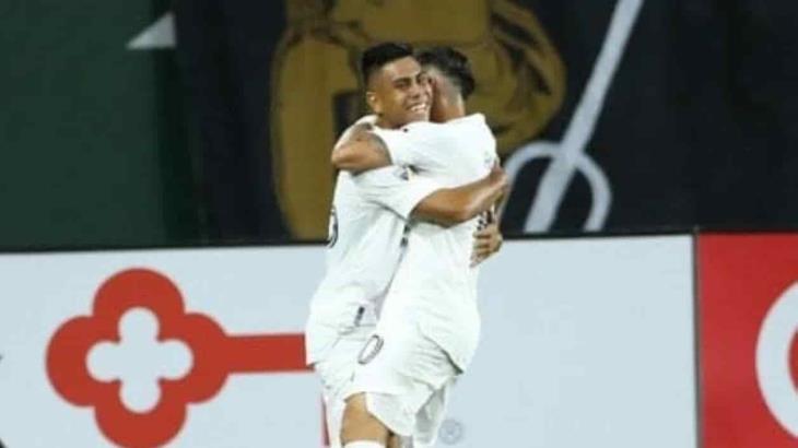 Mexicano de 18 años anota su primer gol en la MLS