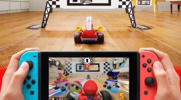 Mario Kart: Home Circuit, la nueva apuesta de Nintendo en el mundo real