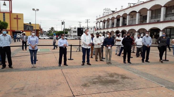 Reforma Miente dice Adán Augusto al referir a la publicación sobre el caso Macuspana
