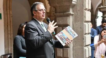 """Recuerda México """"solidariamente"""" atentado a las Torres Gemelas"""
