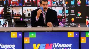 Anuncia Nicolás Maduro captura de supuesto espía estadounidense en refinerías Venezolanas