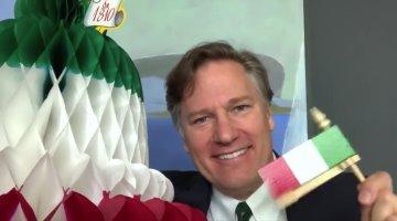 Felicita Christopher Landau a México por el aniversario de la Independencia