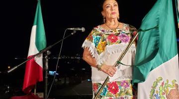 Conmemora la cónsul de México en Estambul, Isabel Arvide, Independencia de México