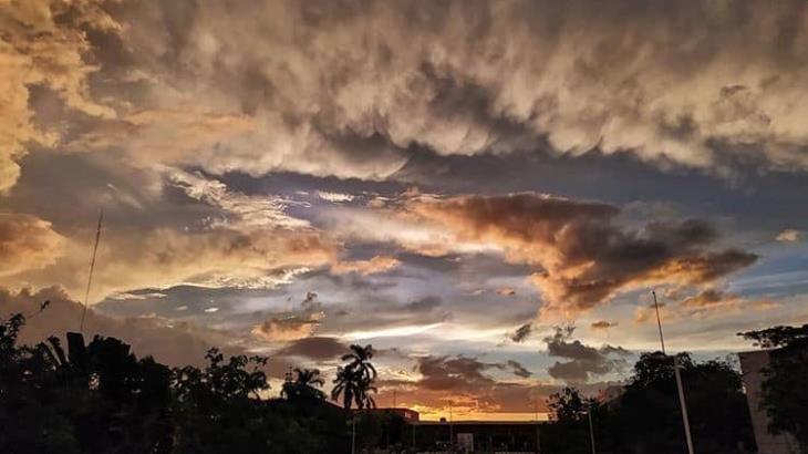 Prevalece pronóstico de lluvias en Tabasco, aunque se mantendrá ambiente bochornoso