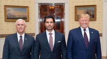Designan a Eduardo Verástegui como consejero  en el gobierno de Donald Trump