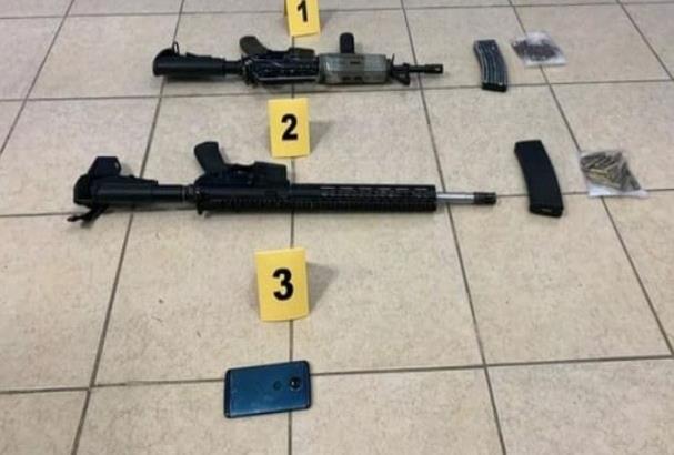 Vinculan a proceso a los detenidos con armas largas en Cunduacán