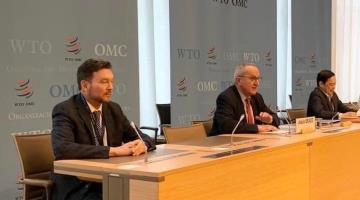 Jesús Seade habría quedado fuera de la contienda para ser director de la OMC, según Reuters