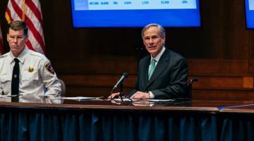 Exige gobernador de Texas el pago de agua a México; se cumplirá con el tratado, responde gobierno