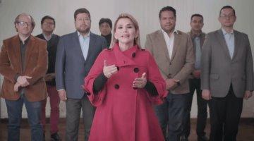 Jeanine Áñez retira su candidatura a la Presidencia de Bolivia, apoyaría a Carlos Mesa