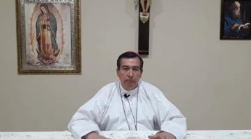 Pide Obispo de Tabasco no robar ante falta de trabajo por confinamiento