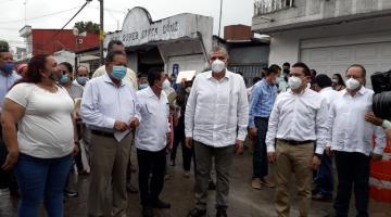 Cárdenas, un municipio bien administrado, presume Gobernador