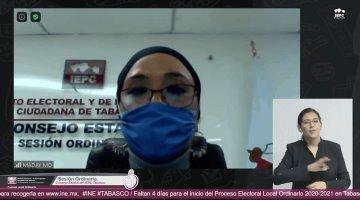 IEPC firmará en próximos días convenio con el INE para el Registro Público de Violentadores
