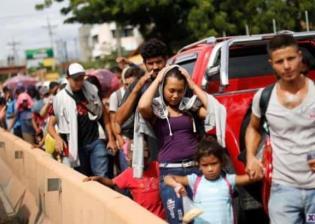 Detectan en México 4.7 casos positivos de Covid en Migrantes